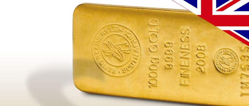 The relevance of gold as a strategic asset in the UK   World