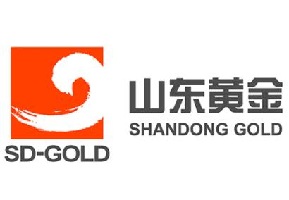 Shandong gold group logo