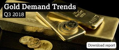 Gold Demand Trends Q3 2018 cover image